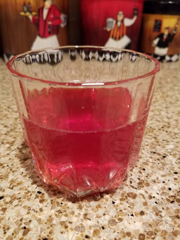 Trader Joe's Sparking Cranberry
