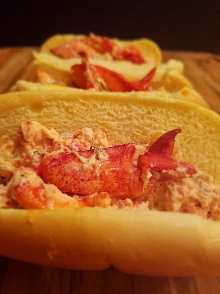 Stew Leonard's Lobster Roll