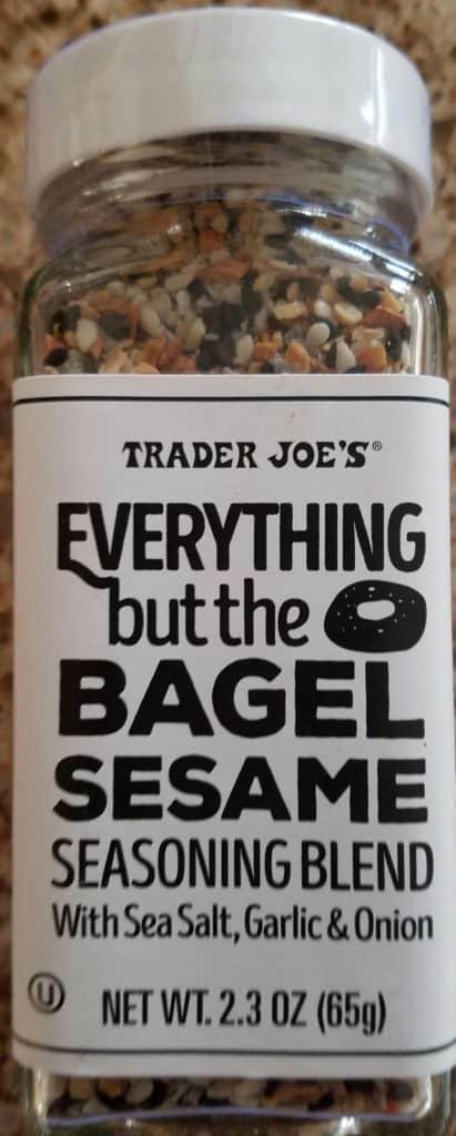 Trader Joe's Everything but the Bagel Sesame Seasoning
