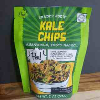 Trader Joe's Nacho Kale Chips
