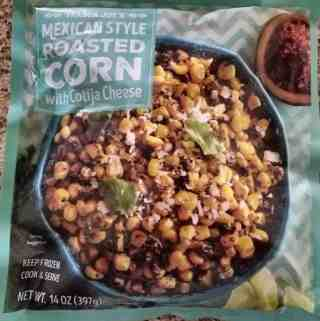 Trader Joe's Mexican Style Roasted Corn