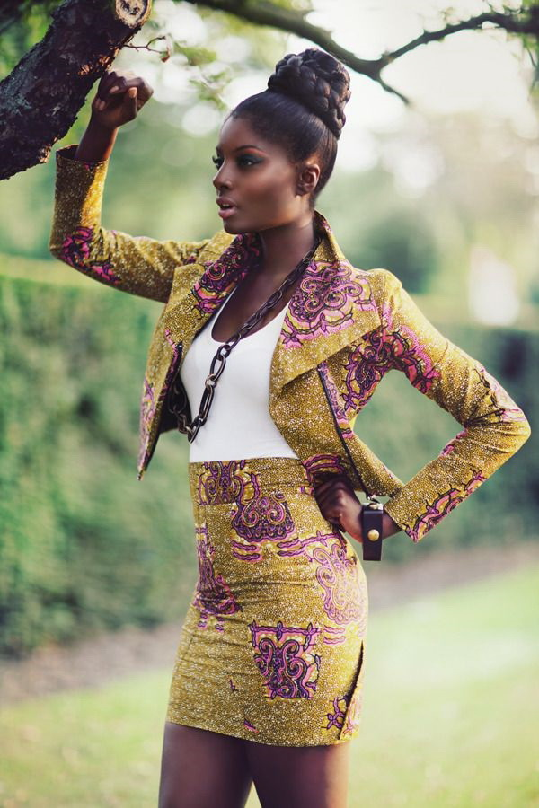 Black (African) Girl Street Style 2021 | Become Chic
