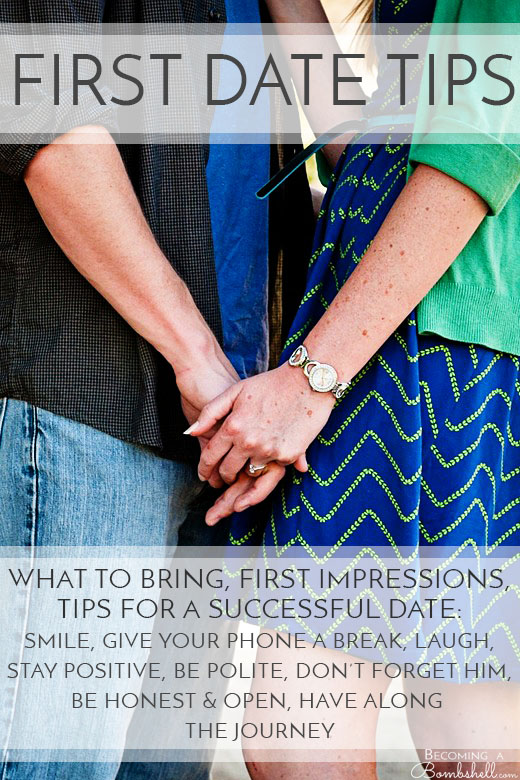 Dating first date tips