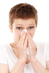Wash your hands after blowing your nose.