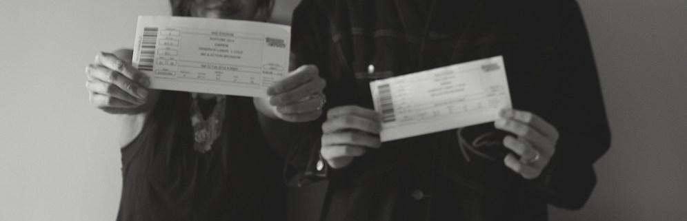 Tickets to RAPTURE 2014