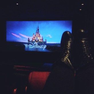 """Watched """"Maleficent"""" on tight ass Tuesday (it's true, tickets are cheaper!)"""
