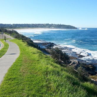Drove to the Northern Beaches