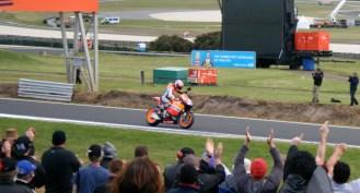Stoner wins his 2nd MotoGP Championship