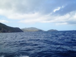 Ferry from Nevis