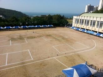 sports day field