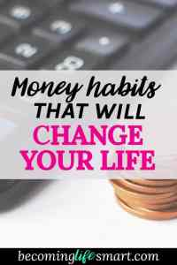 These money tips are awesome! I can't wait to get started on these and save money. | budgeting | frugal living tips | pay off debt | www.becominglifesmart.com
