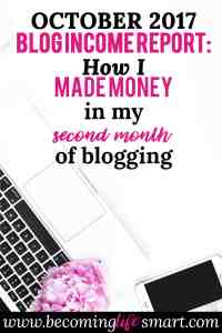 This is a great blog income report that actually spells out the source of income! It has some great tips and ideas for blogging courses to increase your income. | blog income report | blogging for money | blog marketing | income report | #blogging #bloggingtips #bloggingformoney