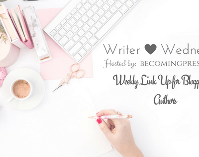 Writer Wednesday: How to Establish a Professional Writer's Blog (link up)