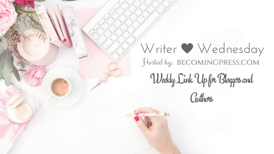 Writer Wednesday: Adding Something New to Your Writing Routine (link up) by Becoming Press