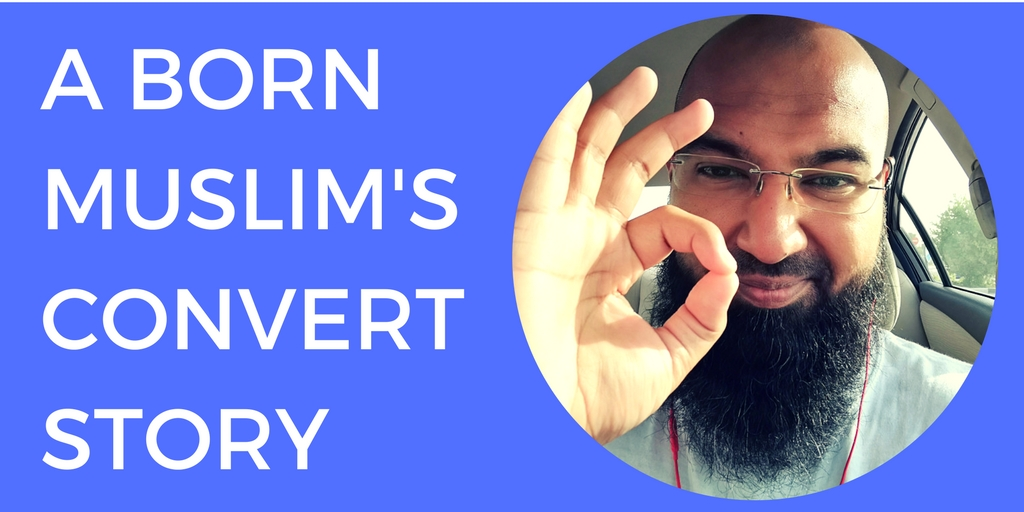How I went from Straight-A Varsity Baller, to Broke, Starving, and Homeless (Twice), to Family Man and Entrepreneur, and Found Islam Along the Way