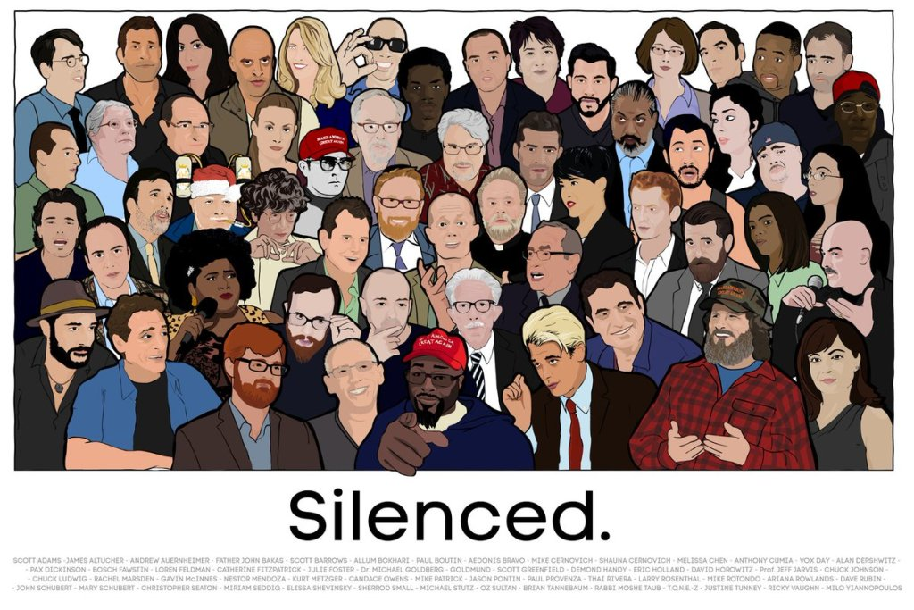 Movie Review: Silenced – Mike Cernovich's Filmmaking Debut
