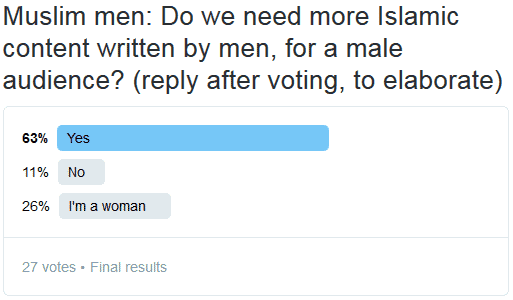 islam masculinity muslim men