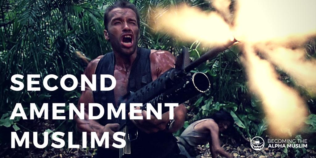 second amendment muslims self defense 2A