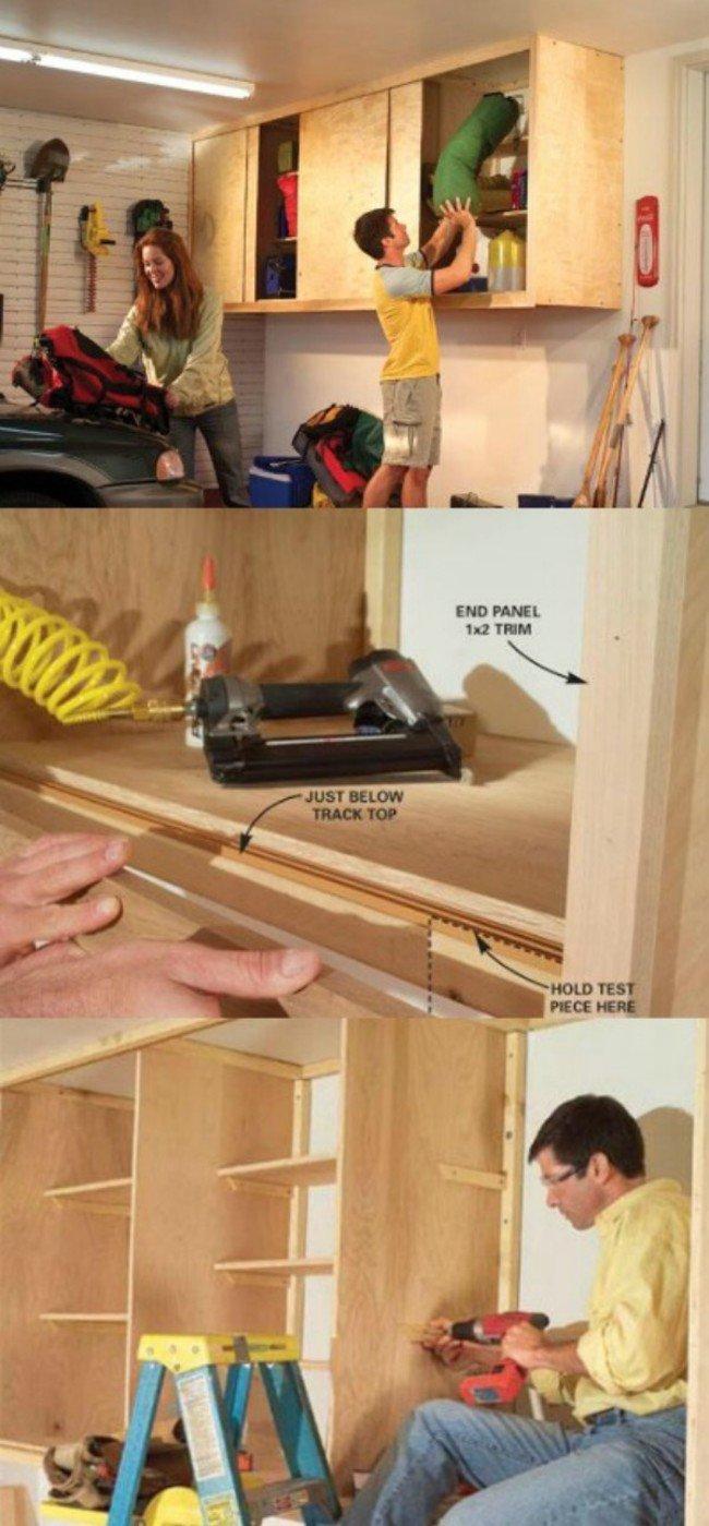 20 ideas for having a well organized garage - becoration on Organized Garage  id=86944