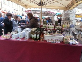 Olives, olive oil and items made from olives