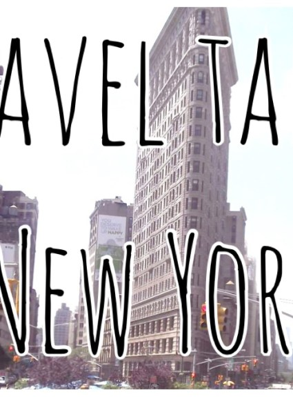 Travel Tales – New York 2013