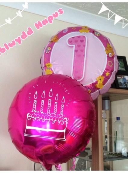 Little Miss' First Birthday