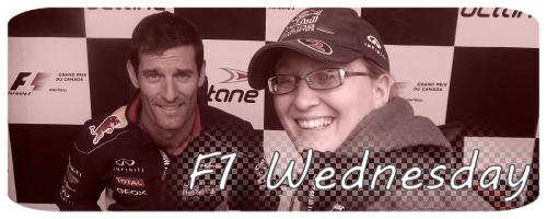 F1 Wednesday