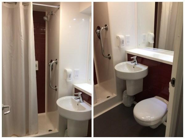 Travelodge Bathroom