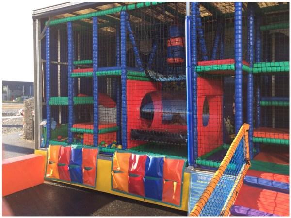 Soft Play at Plas Heli