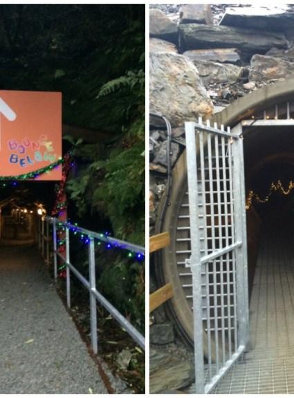 Santa's Grotto at Bounce Below