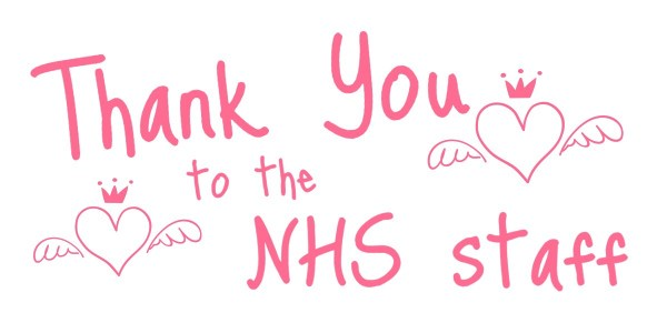 Thank You to NHS