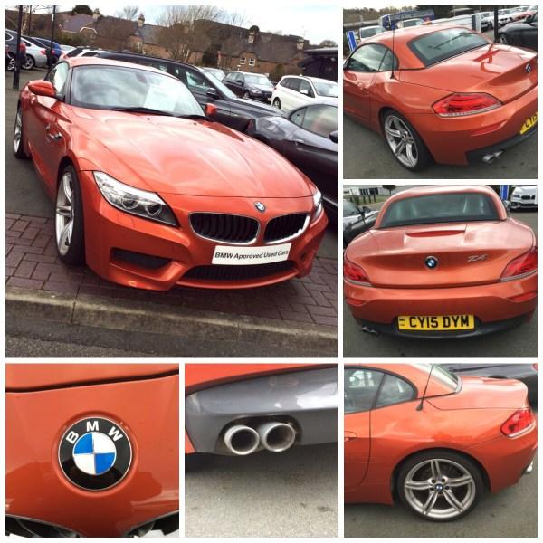Second Hand BMW Z4