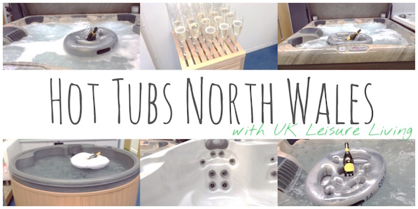 Hot Tubs North Wales Showroom