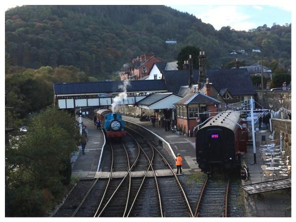 Thomas at Llangollen Railway