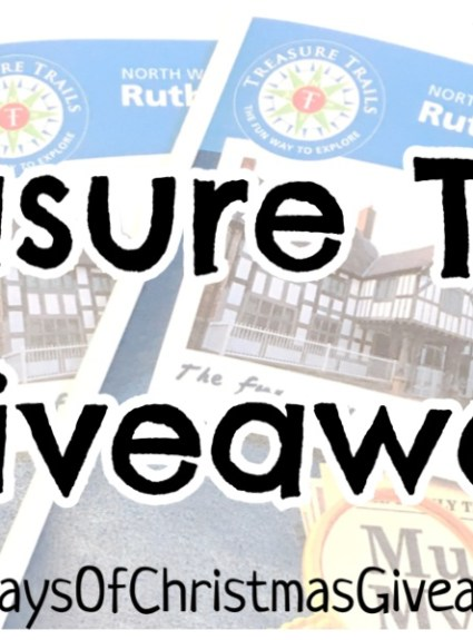 Treasure Trails Giveaway