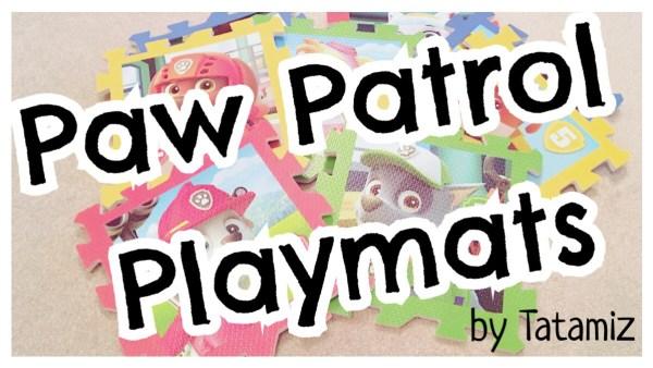 Paw Patrol Platmats
