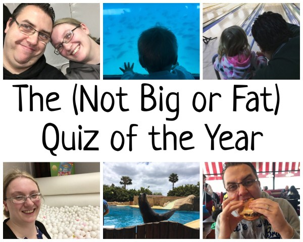 The Not Big or Fat Quiz of the Year 2016