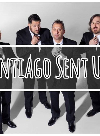 Impractical Jokers – Santiago Sent Us Tour