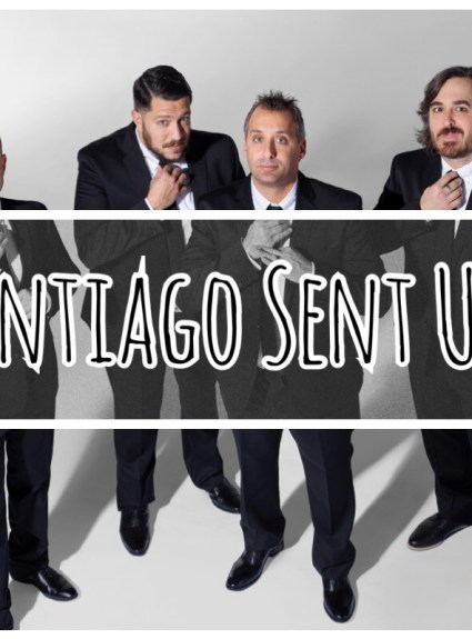 Impractical Jokers – Santiago Sent Us Tour