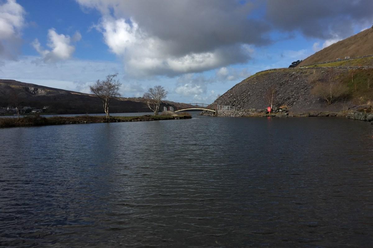 Llanberis Lake