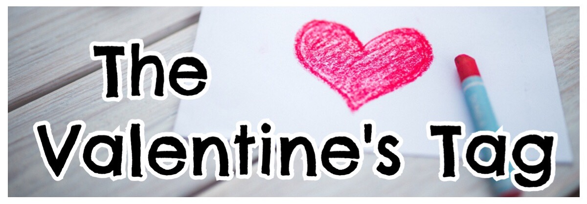 Valentine's Tag