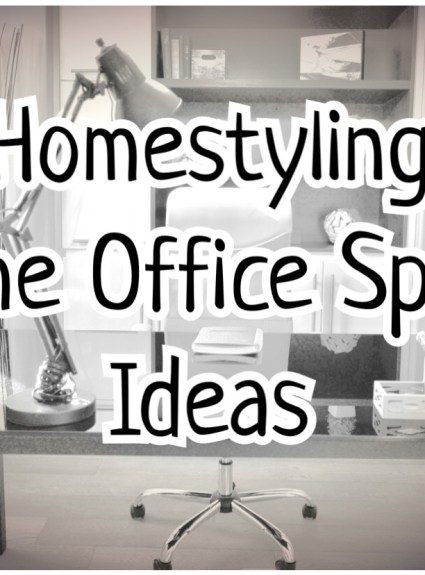 HomeStyling – Home Office Space