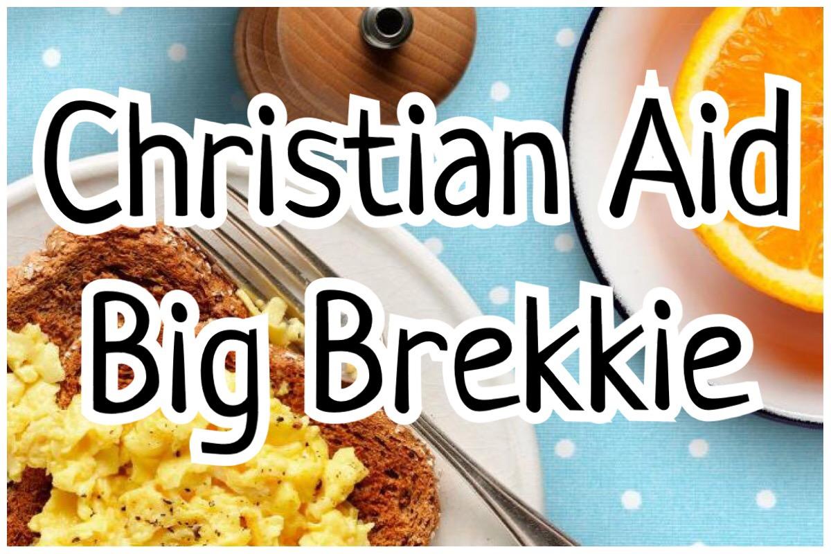Christian Aid Big Brekkie