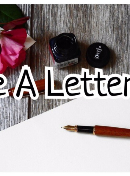 Write A Letter Day