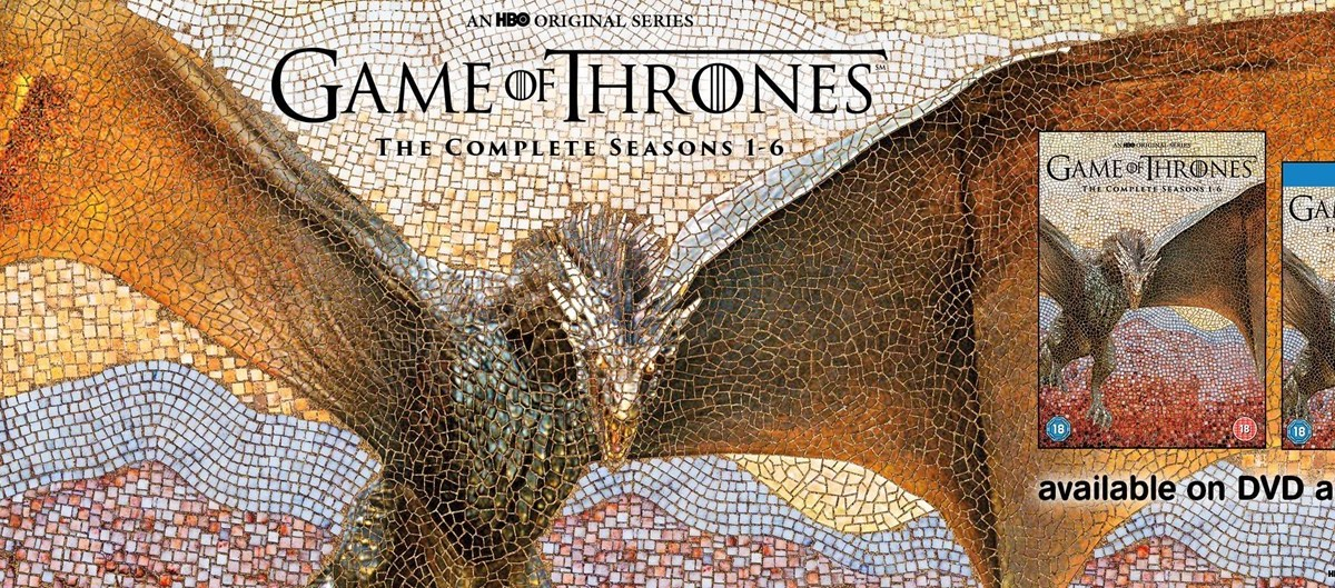 Father's Day Gift Guide - Games Of Thrones