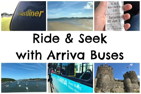 Ride & Seek with Arriva Buses