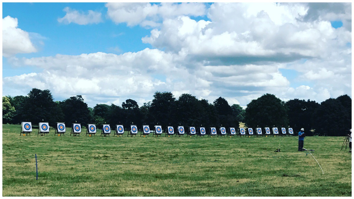 Archery at Attingham Park