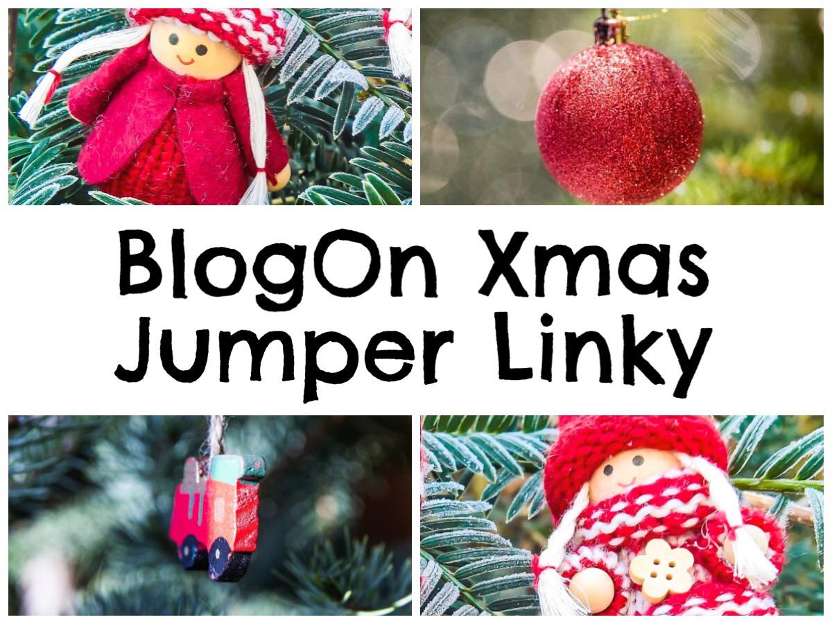 BlogOn Xmas Jumper Linky