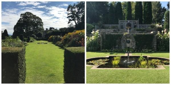 Plas Newydd Venetian Garden