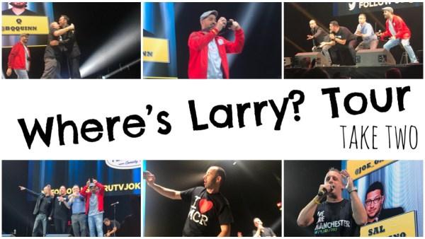 Where's Larry? Tour